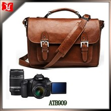 cheap prices PU leather shoulder bags fashionable camera bags