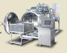 autoclaves horizontal spice steam sterilization sturdy