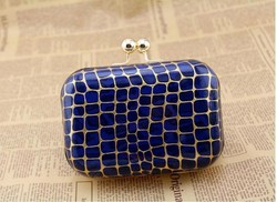 Hot sale high quality stone pattern women messenger bags latest lovely fashion evening ladies bag