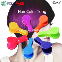 Dexe dustless hair color chalk easy removable hair coloring