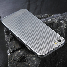 2015 Wholesale Case of China mobile phone case fits for iphone5, metal phone case