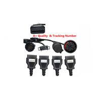 Auto Car OBD OBD2 Diagnostic CDP Pro Cables Trucks 8 Cables For DELPHI DS150E AUTOCOM Car diagnostic tools Scanner