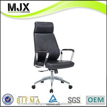 Fashionable most popular steel legs executive side chair