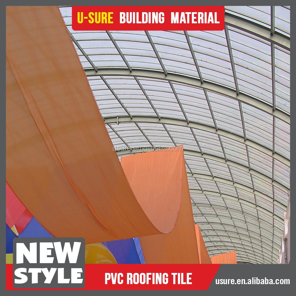 Transparent roofing sheet swimming pool construction materials buy swimming pool construction for Swimming pool construction materials