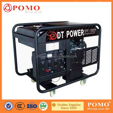 9.0 kw High Efficiency Recoil Electric small portable electric generators price,electric generator