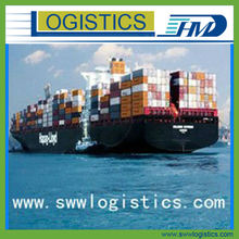 Ex-work container shipping service from ShenZhen to MUSCAT