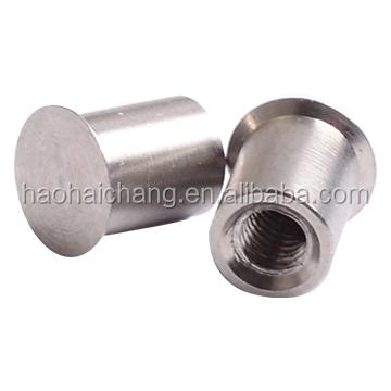 M12 Copper Zinc Coated Steel Blind Screws Buy Screws