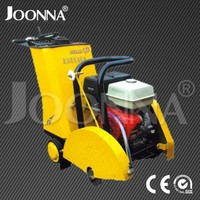 Construction machinery for concrete cutting JN/DFS-500 walk behind concrete groove cutter