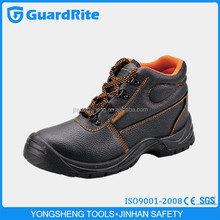GuardRite Brand Cheap Industrial Chemical Resistant Safety Shoes