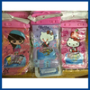 Special design Cartoon Serious phone pvc waterproof bag for mobile phone for iphone 5,5s