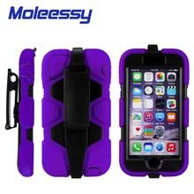 Heavy duty shockproof woker phone case for Iphone 6