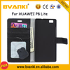 Amazon Mobile Phones Mobile Phone Case Card Holder Wallet Case For Huawei P8 Lite,For Huawei P8 Lite Waterproof Case