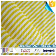 High Quality 100 Cotton Twill Printed With Stripe Fabric