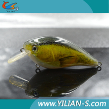 Square lip wholesale fishing bait and tackle , artificial bait , carp fishing bait
