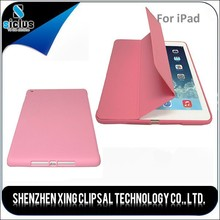 2014 fashion leather tablet cover case, Tablet cover for ipad leather case, for ipad mini PU leather printing case