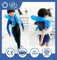 Wholesale wearable Safety PVC inflatable kids swim buoy