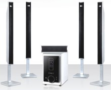 5.1 channel speaker home theater active music system