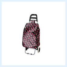 Stock portable folding shopping trolley bag cheap price