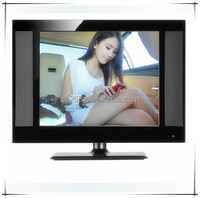 15'', 17'' Standing or Wall Mounted High Resolution and Brightness LED Monitor, LCD Display, LED TV