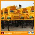 Eléctrico vara gemela mezcladores cemento Sudáfrica