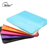 H&H professional wallet tablet leather case for ipad mini/mini 2 case made in China