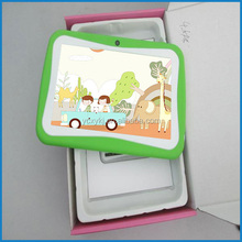 low price android 4.2&4.4 tablet shock proof kids 7 tablet case