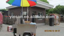 High Quality Stainless Steel Stall Hot Dog For Sale