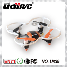 2014 NEW! 3D 2.4Ghz 4CH 6 AXIS micro rc helicopter toy U839