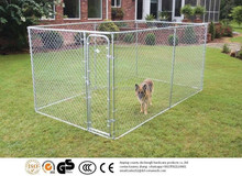 outdoor large dog kennel/dog run