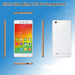 "5"" oem custom android mobile phone 2 sim card 2g 3g 4g lte fdd acrylic housing shell a smart phone"