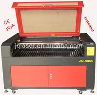 rubber bracelet making machine/laser engraver machine for bracelet JQ6040
