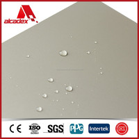 NANO coating waterproof wall panels acp aluminium composite panel