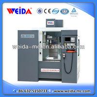 XH714 cnc mini milling machine, CNC vertical machining center
