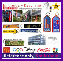 promotional key chain, key tag