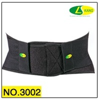 L/Kang neoprene car seat back support for sports