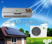 Manufacturing 100% Solar Air Conditioner, Solar AC , Solar Powered Air Conditioner,DC inverter solar air conditioner
