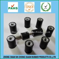 DD10X15 Double nut Rubber Shock Absorber Buffer, Various sizes are available.