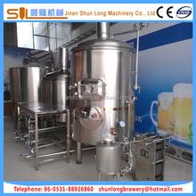 SL beer brewery equipment 500L/700L/1000L beer making kit