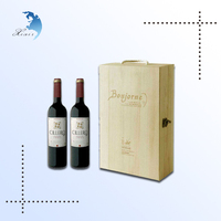 excellent wooden gift boxes for wine bottles