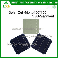 monocrystalline solar cell 156x156 with lowest price solar cell components