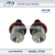 Wholesale China 6000K 3W Car Head Light Angel Eyes Motorcycle