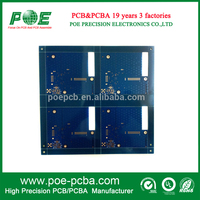 Contract Manufacturing Multilayer pcb/ 4 Layer circuit board