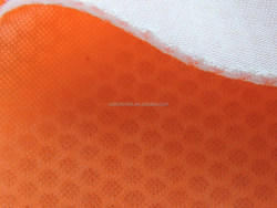 2016 hot sale polyester nylon 3d air mesh fabric for sport shoe