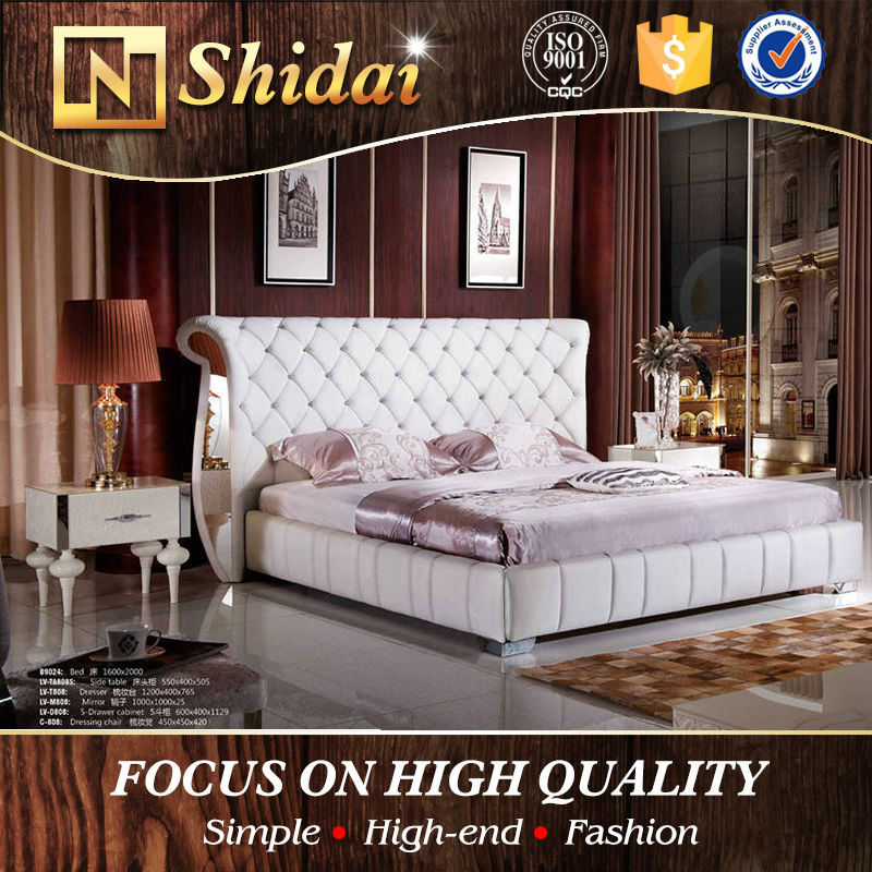 Latest bedroom furniture designs china names bedroom for Latest bed designs furniture