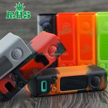 Original high quality RHS vtc mini silicone cover/skin/case soft colorful vt mini 60w protective cover