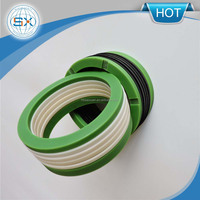 PU nylon V shape rings/ V packing oil seal cross reference