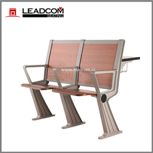 Leadcom wooden back college desk and chair LS-928MF