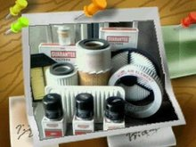 Auto Oil Air Filters