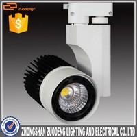 led light import showroom 3'' led cob 15W Grace ruud track lighting