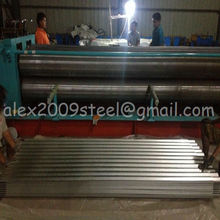 680mm corrugated steel roofing sheet for building construction
